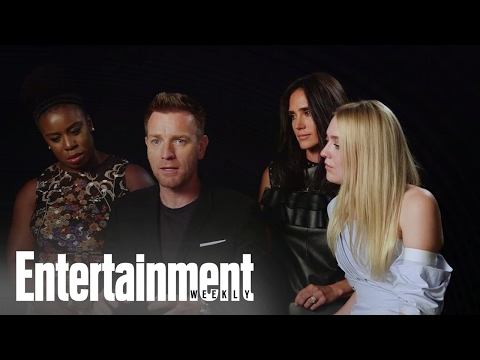 American Pastoral: Ewan McGregor, Dakota Fanning & More On The American Dream | Entertainment Weekly