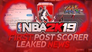 NBA 2K19 INFO ON REDDIT - HERES WHAT WE KNOW!