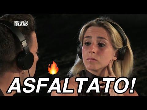LA GRANDISSIMA FIGURA DI M*** DI MICHAEL | FALÓ DI CONFRONTO TRA MICHAEL E LARA 🔥
