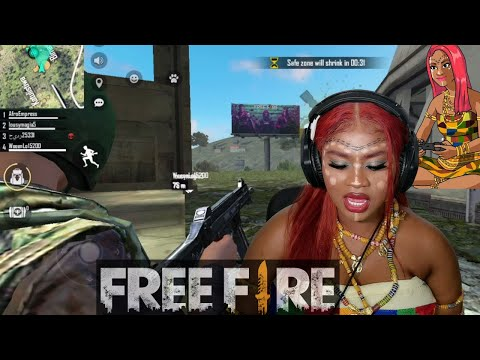 Garena Free Fire Try to win with only 1 kill Challenge || Africa's Empress || African Gamer