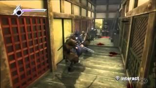 Swords and Blood - Ninja Gaiden Sigma Plus Gameplay (Vita)