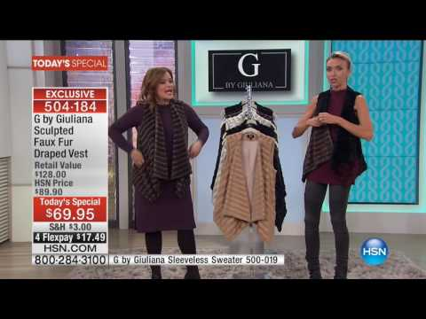HSN | G by Giuliana Rancic Fashions 10.03.2016 - 11 AM
