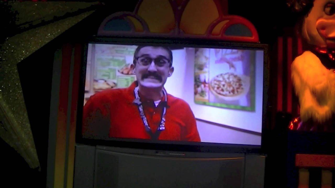 chuck e cheese employee countdown april 2013 show