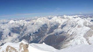Kuznesov: el tucumano récord de altura en el Himalaya