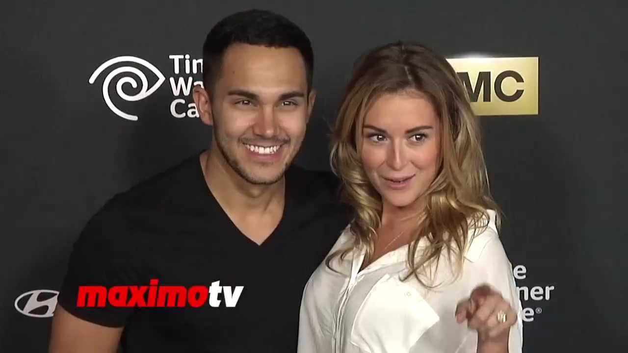 Alexa Vega & Carlos Pena Jr. Newly Engaged Hottest Couple ...