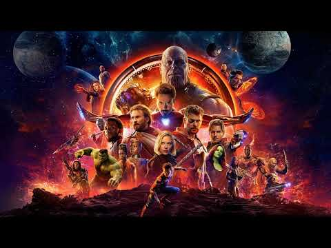 Hand Means StopYou Go Right Avengers: Infinity War Soundtrack