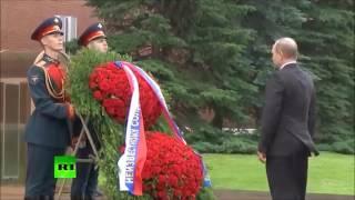 ТАКОГО КАК ПУТИН -клип Россия Крым  Домбас Украина Артек