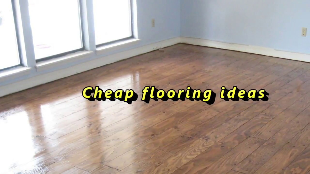 cheap basement floor options basement flooring ideas basement flooring youtube. Black Bedroom Furniture Sets. Home Design Ideas