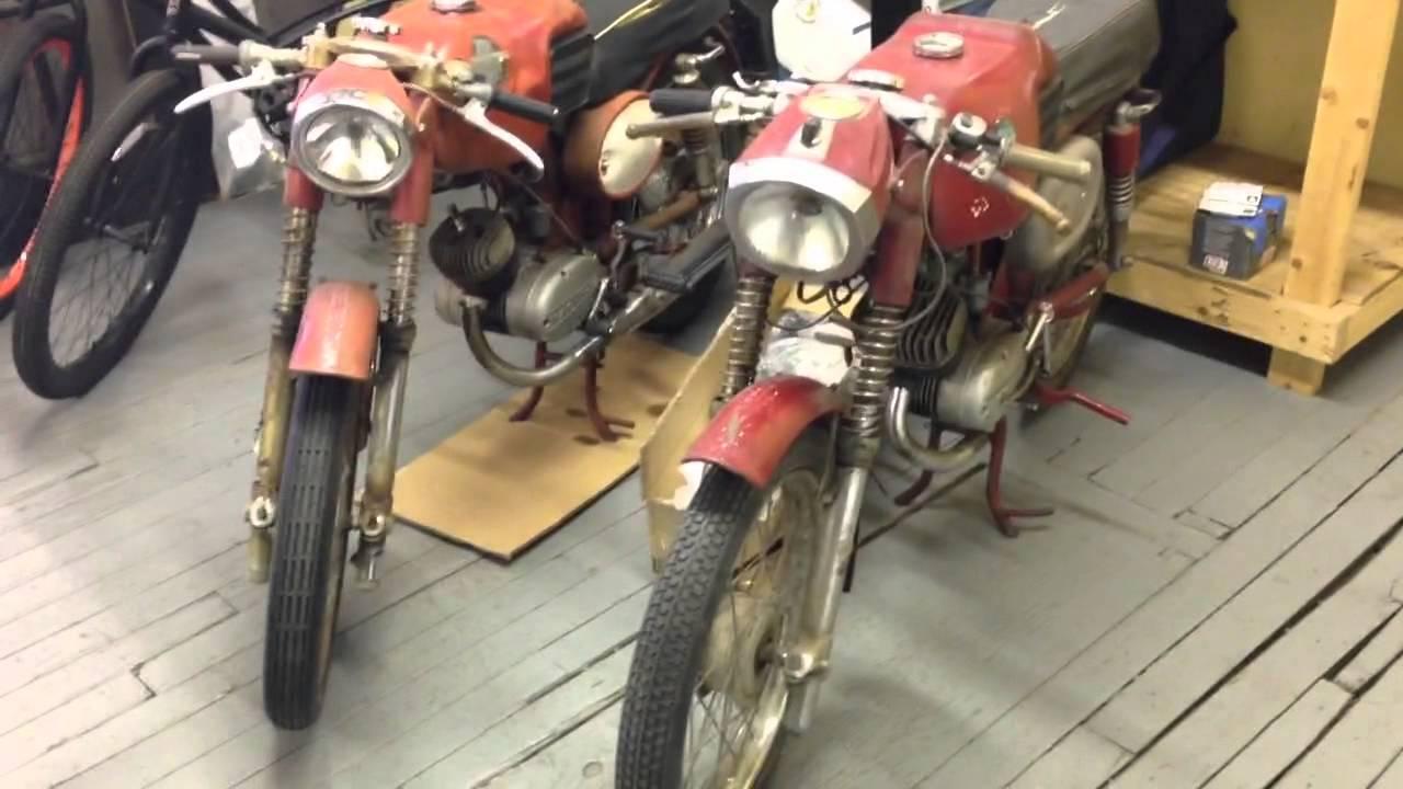 WANTED 1969 SIS SACHS V5 USA Vintage Cafe Racer 50cc 2 Stroke I
