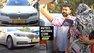 Malayalam Actor Dileep New BMW Car - LIFE STYLE