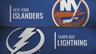 Тампа-Бэй vs Айлендерс | NY Islanders at Tampa Bay Lightning  | NHL HIGHLIGHTS | НХЛ ОБЗОР МАТЧА