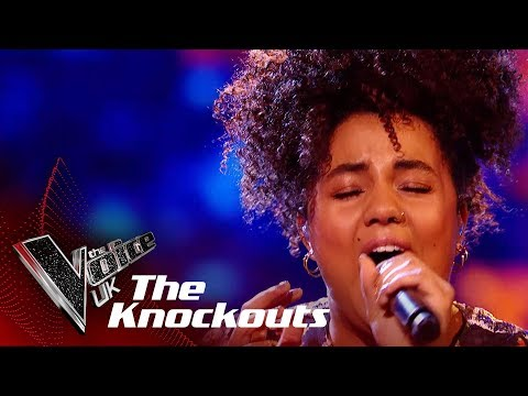 Ruti Olajugbagbe Performs 'Dreams': The Knockouts | The Voice UK 2018