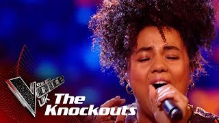 Ruti Olajugbagbe Performs 'Dreams': The Knockouts | The Voice UK 2018 Video