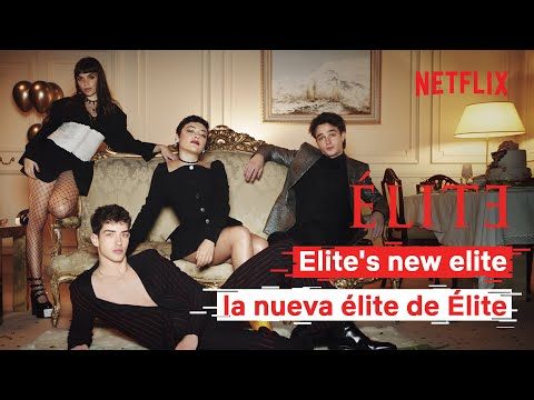 La nueva élite de Élite | Netflix