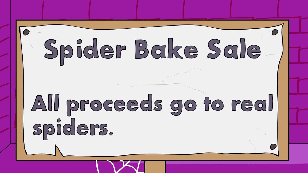 spider bake