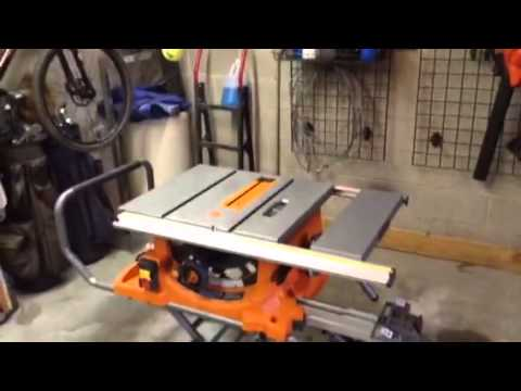 Rigid r4513 table saw youtube rigid r4513 table saw keyboard keysfo Choice Image