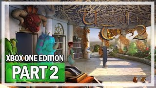 The Book of Unwritten Tales 2 Walkthrough Part 2 - Let's Play Gameplay