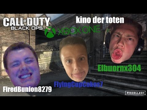 Black ops 1 zombies kino der toten w/ Elbuornx304 and Flyingcupcakes7