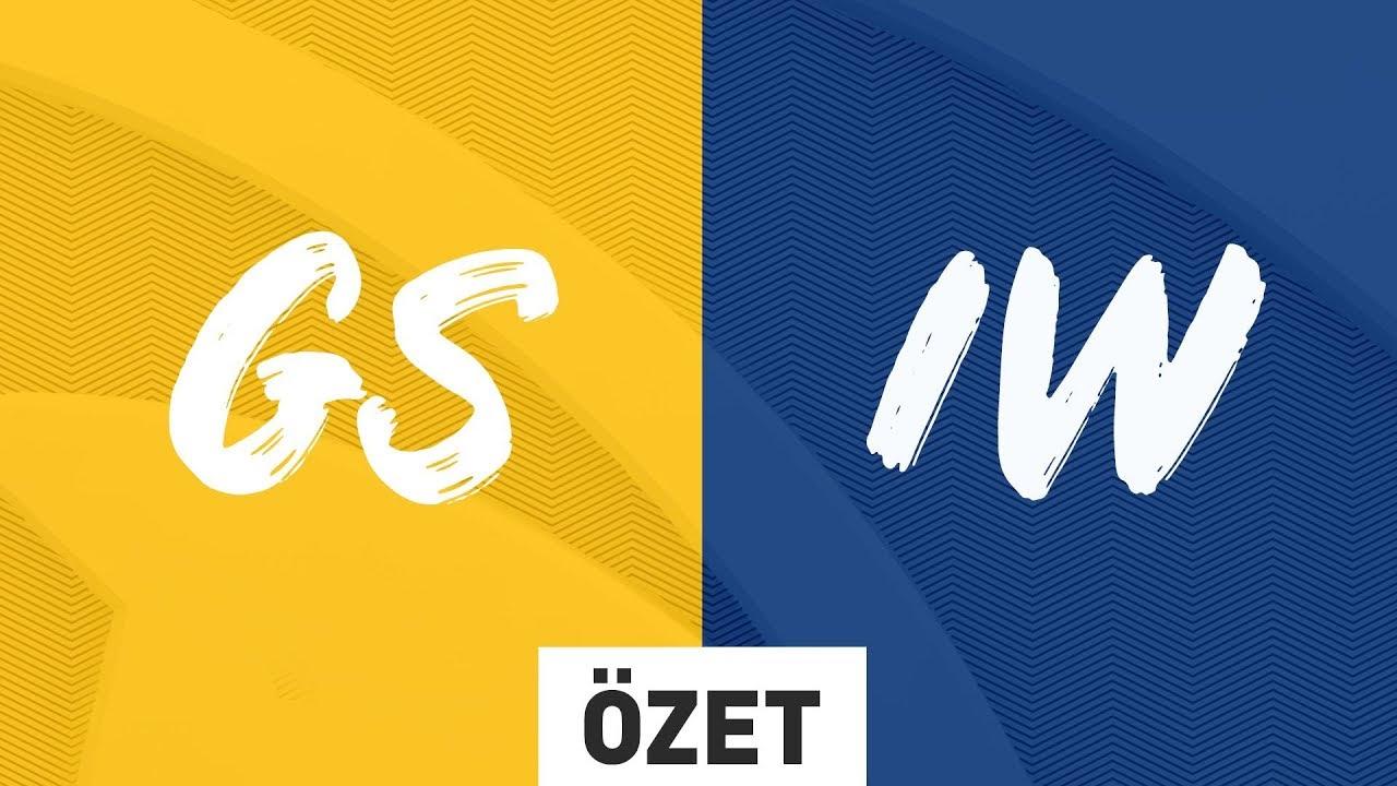 Galatasaray Espor ( GS ) vs İstanbul Wildcats ( IW ) Maç Özeti | 2019 Yaz Mevsimi 5. Hafta