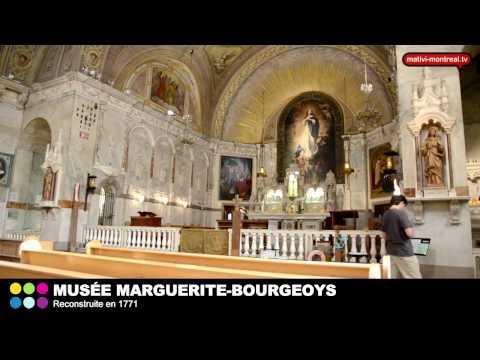 La Chapelle Notre-Dame-de-Bonsecours et le Musée Marguerite-Bourgeoys