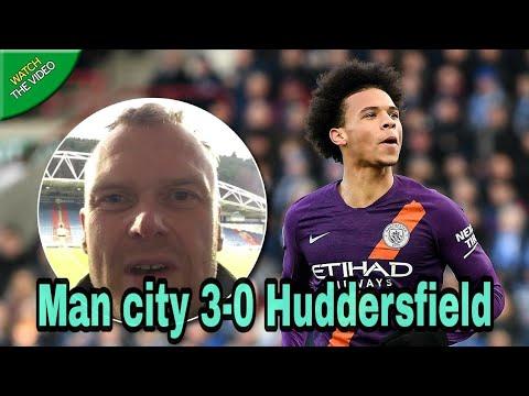Manchester City 3-0 Huddersfield | Man city Vs Huddersfield all Goals extended highlights |