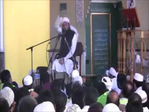 full complete Maulana Tariq Jameel bayan in  Spain  Valencia New 2014 high quality
