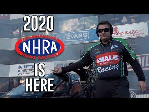 2020 NHRA Season Has Arrived