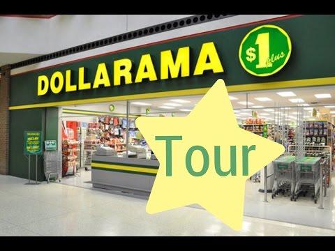 Dollarama Tour 2017 | Come with me to Dollarama