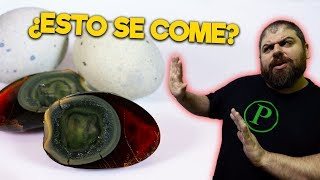 ℗ Cocino HUEVOS CENTENARIOS (Arroz congee) | Superpilopi