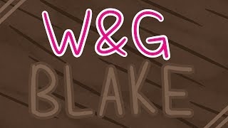Will & Grace - Blake Speedpaint