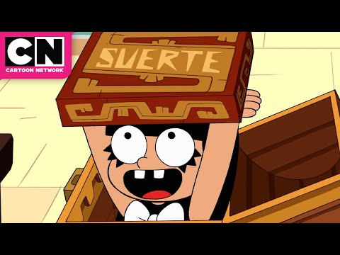 Victor and Valentino | Rainy Day Blues | Cartoon Network from YouTube · Duration:  2 minutes 1 seconds