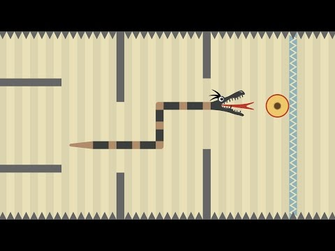 Snake Runner: Crazy Fruit Rush - endless runner game for Web and Android devices