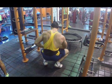 Powerlifting con Thiago: Entrenamiento Semana 1