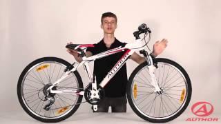 Хороший велосипед выбрать.  Велосипед Подростковый Author Mirage Велосипеды(Наш канал для тех, кто привык к скорости, движению. Если отдых
