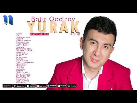 """Botir Qodirov - """"Yurak"""" nomli albom dasturi 2019"""
