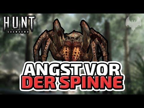 Die Angst vor der Spinne... - ♠ Hunt: Showdown ♠ - Deutsch German - Dhalucard