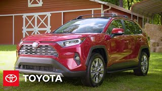 Exploring the Latest RAV4 | Crossover SUV | Toyota