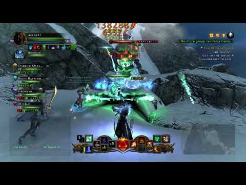 Neverwinter - Control Wizard 47 - Part 48.1 - Fangbreaker Island Part 1