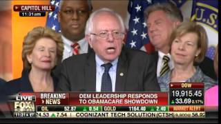 Pathetic! Bernie Sanders Says GOP is Going to Cut Medicare, Social Security -- Complete Lie