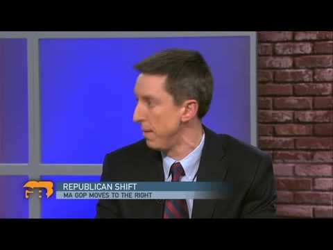 Greater Boston Video: Republican Shift: MA GOP Moves To The Right