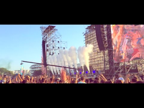 Aftermovie emf 2015 electrobeach port barcares tafanari youtube - Electrobeach port barcares ...
