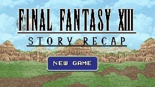 Lightning Returns: Final Fantasy XIII - Retrospective Trailer