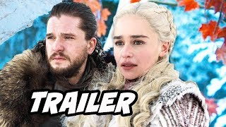 Game Of Thrones Season 8 Trailer 2 Breakdown