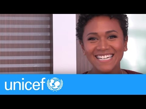 Vlogger Shameless Maya talks Global Goals at UN | UNICEF