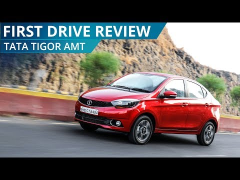 2018 Tata Tigor AMT | First Drive Review | CarWale