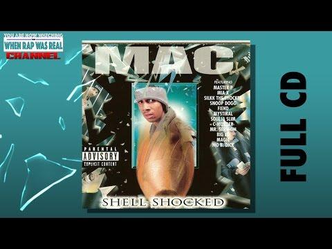 Mac - Shell Shocked [Full Album] CDQ