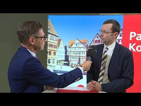 Kommunalforum 2017: Dr. Ulrich Kater, Chefvolkswirt DekaBank  Deutsche Girozentrale Frankfurt