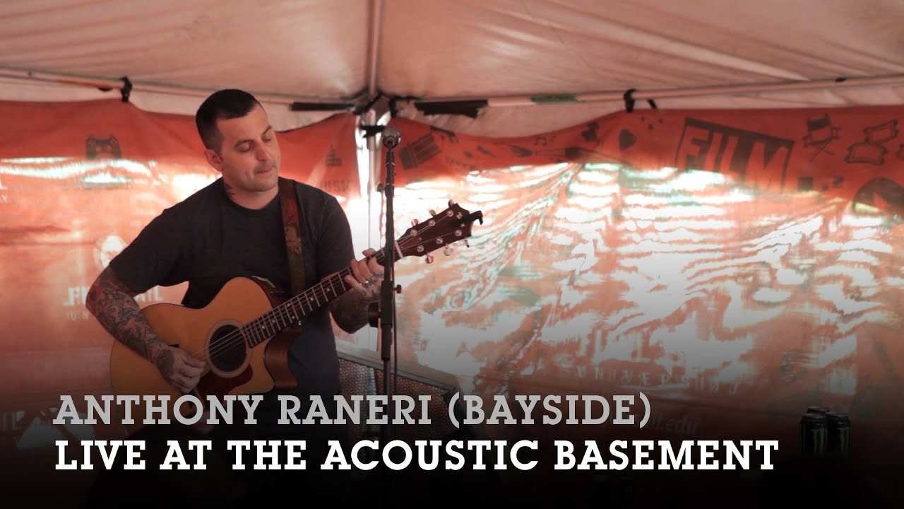 Exceptionnel Anthony Raneri (Bayside)   Acoustic Basement 6.20.14 Full Set