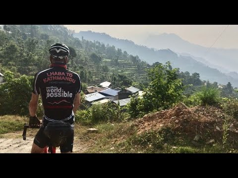 Cycling With Altitude - Lhasa To Kathmandu