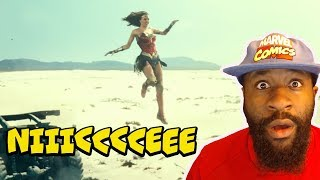 Wonder Woman 1984 Official Trailer REACTION: Much Excite